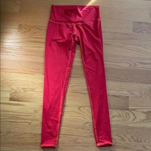 TEEKI True RED legging.